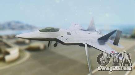 F-15DJ (E) JASDF Aggressor 32-8081 para GTA San Andreas