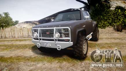 Vapid Bobcat Hillbilly para GTA 4