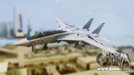 F-14A Tomcat VF-21 Freelancers para GTA San Andreas