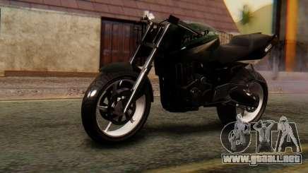 Bajaj Rouser 135 Stunt para GTA San Andreas