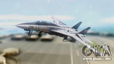 F-14D Super Tomcat Polish Navy para GTA San Andreas