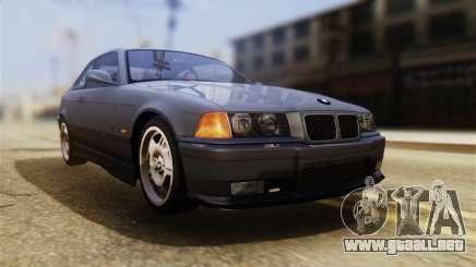 BMW 320i para GTA San Andreas