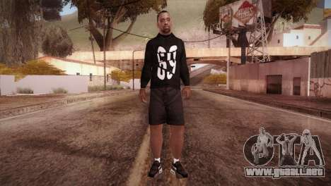 Sixty-ninth para GTA San Andreas segunda pantalla