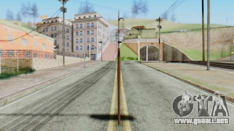 Hook from Silent Hill Downpour para GTA San Andreas