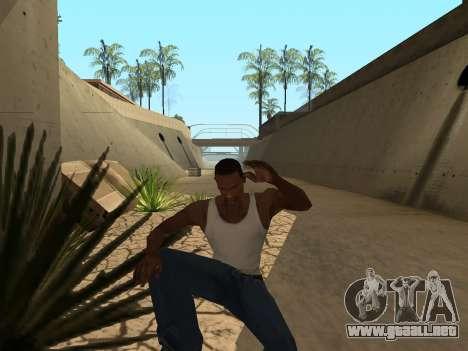 Ped.ifp Animación Gopnik para GTA San Andreas séptima pantalla