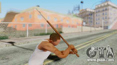 Hook from Silent Hill Downpour para GTA San Andreas tercera pantalla