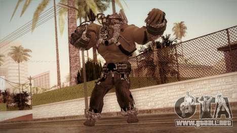 Bane Boss (Batman Arkham City) para GTA San Andreas