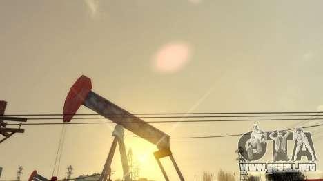 Natural y Realista ENB para GTA San Andreas sexta pantalla