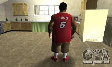 Miami Man para GTA San Andreas tercera pantalla