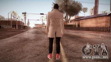 Skin2 from DLC Gotten Gaings para GTA San Andreas tercera pantalla