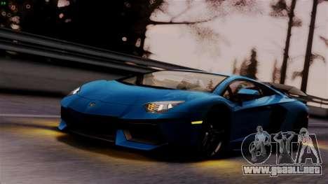 R.N.P ENB v0.248 para GTA San Andreas segunda pantalla