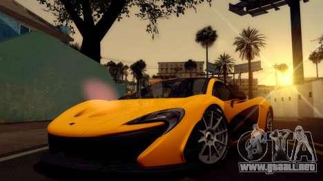 Natural y Realista ENB para GTA San Andreas