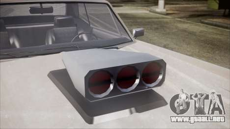 GTA 5 Vapid Chino IVF para la visión correcta GTA San Andreas
