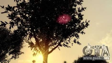 Natural y Realista ENB para GTA San Andreas segunda pantalla