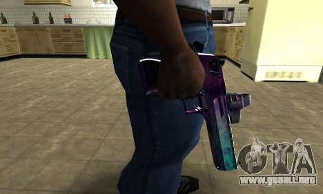 Space Deagle para GTA San Andreas