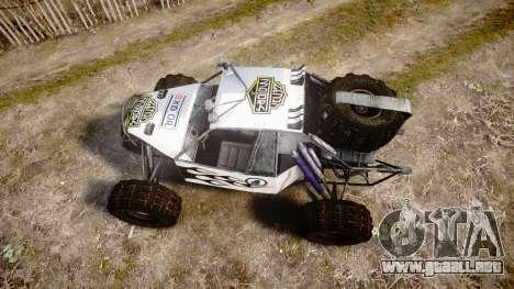 Buggy Fireball para GTA 4 visión correcta