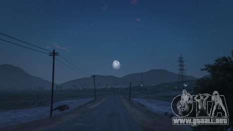 GTA 5 DeathStar Moon v3 Complete Deathstar tercera captura de pantalla