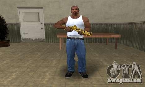 Microshem Shotgun para GTA San Andreas tercera pantalla