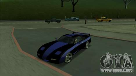 ZR-350 Road King para las ruedas de GTA San Andreas