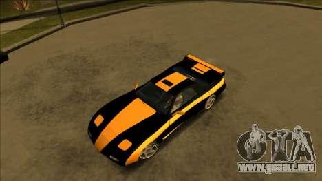 ZR-350 Road King para la visión correcta GTA San Andreas