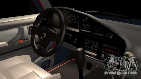 Burbuja Off Road para la visión correcta GTA San Andreas