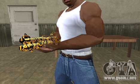 Microshem Shotgun para GTA San Andreas segunda pantalla