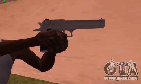 Deagle from Battlefield Hardline para GTA San Andreas