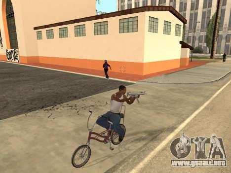 Manual Driveby para GTA San Andreas tercera pantalla