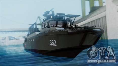 CB90-Class Fast Assault Craft BF4 para GTA San Andreas