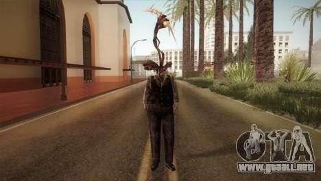 RE4 Don Hose Plagas para GTA San Andreas segunda pantalla
