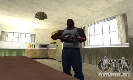 Granate Combat Shotgun para GTA San Andreas tercera pantalla