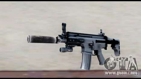 MK16 PDW Advanced Quality v1 para GTA San Andreas