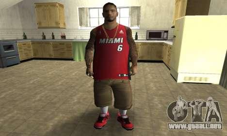 Miami Man para GTA San Andreas