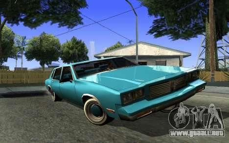 Zolta ENB para GTA San Andreas
