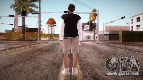 Jimmy Silverman para GTA San Andreas tercera pantalla