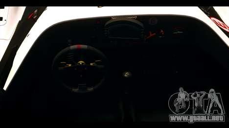 Radical SR8 RX para GTA 4 visión correcta