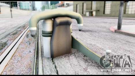 New SA Jetpack para GTA San Andreas segunda pantalla