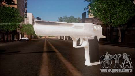 Desert Eagle from Battlefield Hardline para GTA San Andreas