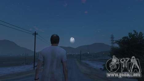 GTA 5 DeathStar Moon v3 Complete Deathstar segunda captura de pantalla