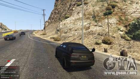 GTA 5 Nitro Mod (Xbox Joystick support) 0.7 tercera captura de pantalla