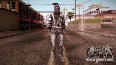 Soldado Del Reich para GTA San Andreas segunda pantalla