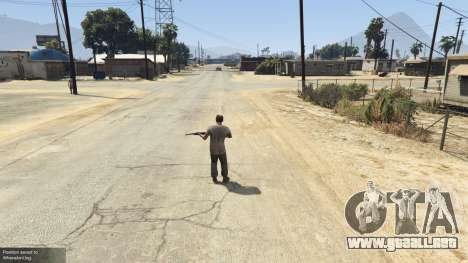 GTA 5 Where Am I segunda captura de pantalla