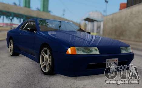 Elegy New SWZ para GTA San Andreas