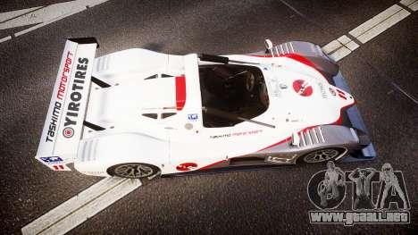 Radical SR8 RX 2011 [11] para GTA 4 visión correcta