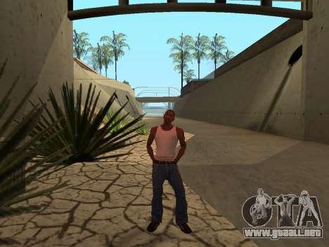 Ped.ifp Animación Gopnik para GTA San Andreas tercera pantalla