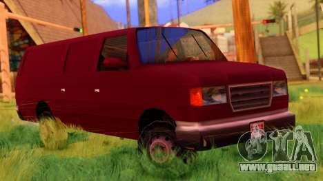 Ambush Van para GTA San Andreas