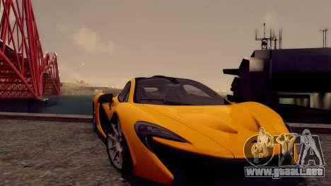 Natural y Realista ENB para GTA San Andreas séptima pantalla