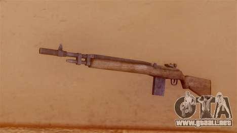 M14 Assault Rifle para GTA San Andreas