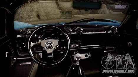 Hennessey Venom GT 2012 U.S.A American para la visión correcta GTA San Andreas