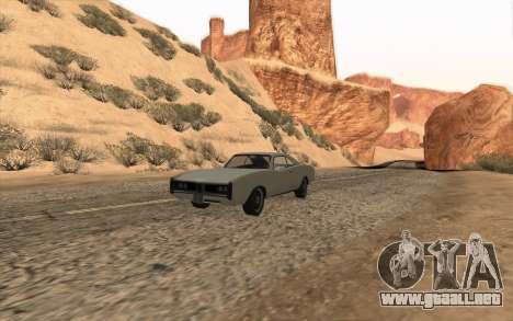 Imponte Dukes SA Style para visión interna GTA San Andreas